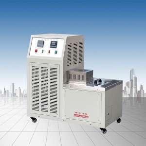 固原DWC-80/-80℃冲击试样低温槽